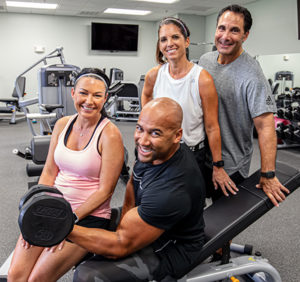 Estero Country Club Fitness Members